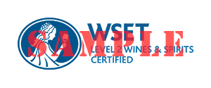 WSET® Certified Level 2 Sample Logo
