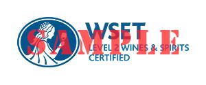 WSET® Certified Level 2 Sample Logo