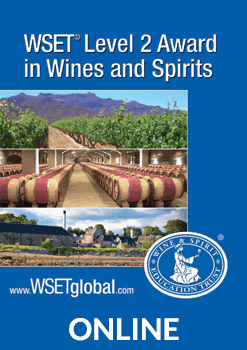 Level 2 Award in Wines & Spirits Online