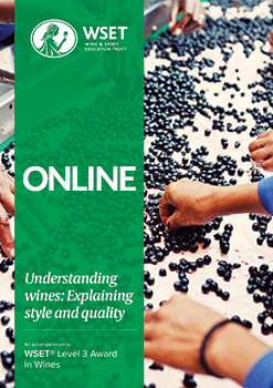 Level 3 Award in Wines Online