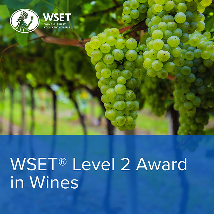 WSET Level 2 | Award in Wines