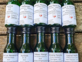 The Business of Wine in English