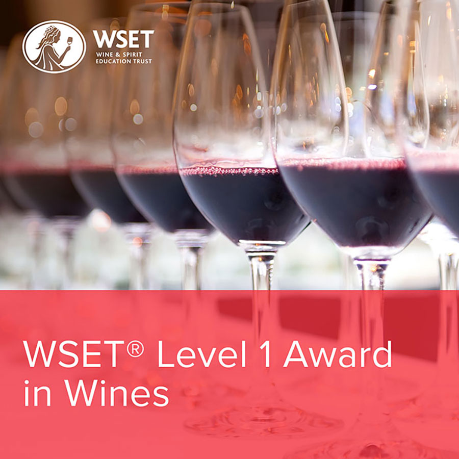 WSET Livello 1 Award in Wine