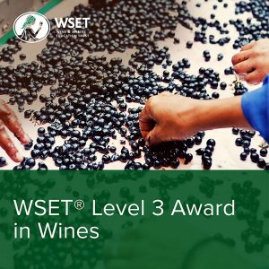 WSET Level 3 Award in Wines